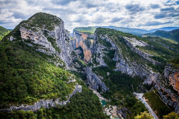Best self-drive roads in Europe - Gorges du Verdon, France
