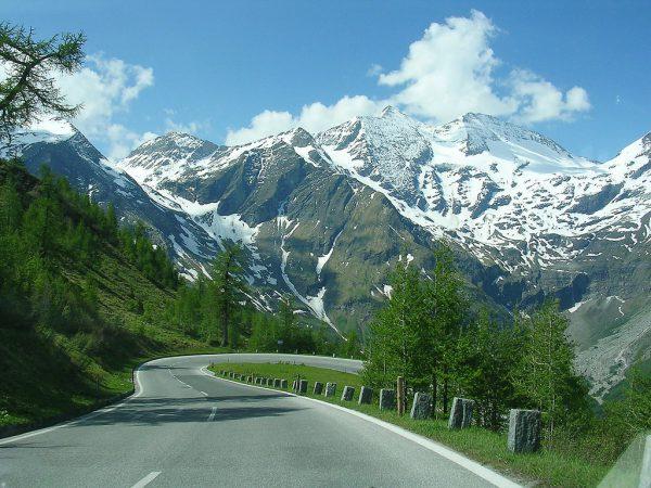 Best self-drive roads in Europe