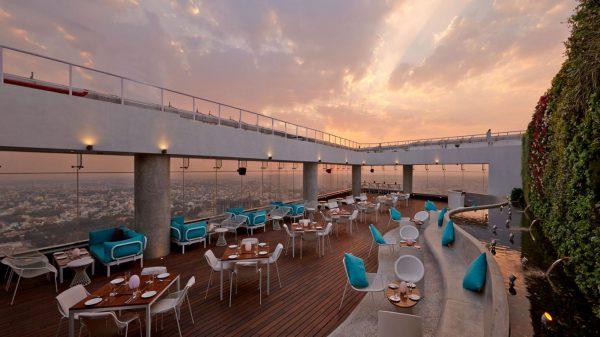 most scenic restaurants in Bangalore