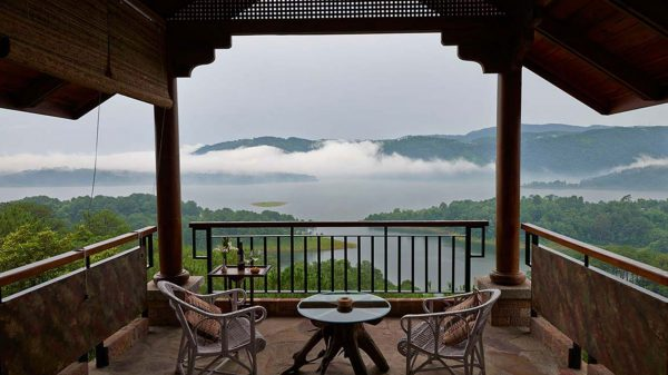 most scenic restaurant in Meghalaya