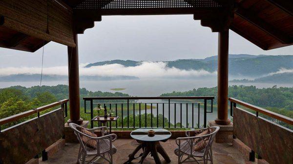 most scenic restaurant in Meghalaya