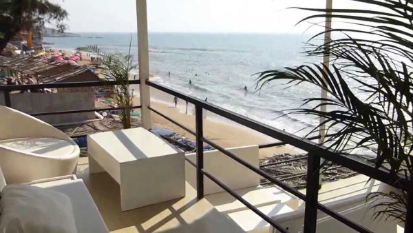 most scenic restaurant in Goa
