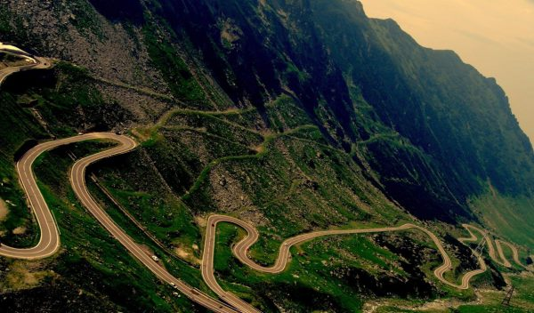 Best self-drive roads in the Europe -The Transfagarasan Highway, Romania