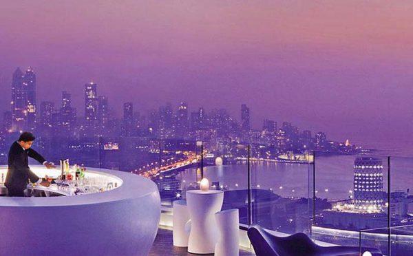 most scenic restaurant in Mumbai