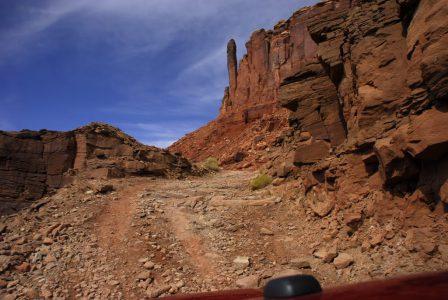 White Rim Extreme Drive