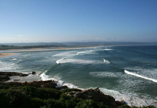 The Garden Route, South Africa: Dramatic rocky peninsula