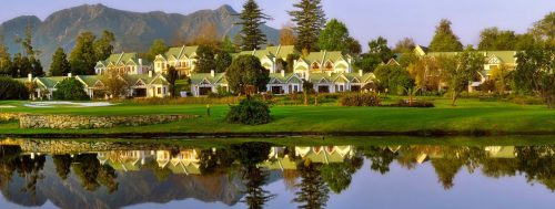 FANCOURT HOTEL, The Garden Route