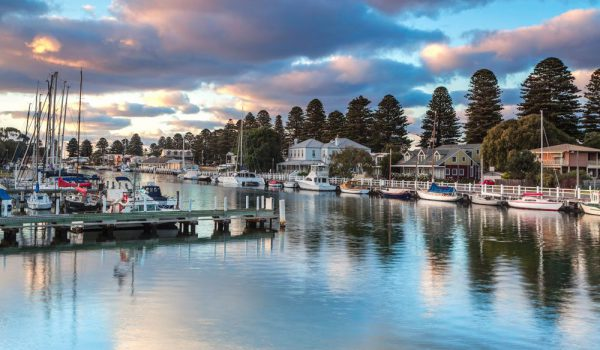Port Fairy - Tourist Attraction in Australia