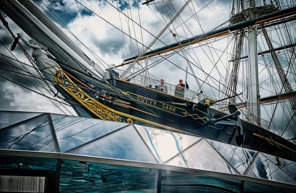 Cutty Sark - Place to Visit in London
