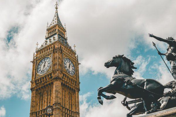 Big Ben - Tourist Attraction in London