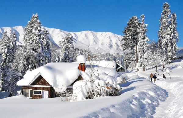 Gulmarg - Best Valentine Place in India