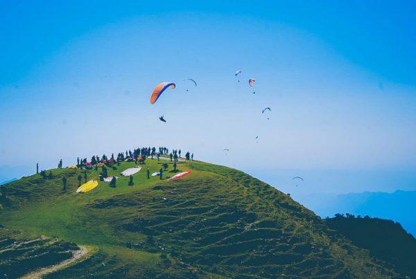 Paragliding Tours in Kamshet