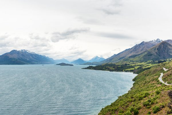 New Zealand road trip in Glenorchy