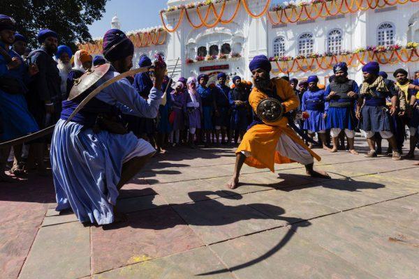 Holla Mohalla - Sikh Festival