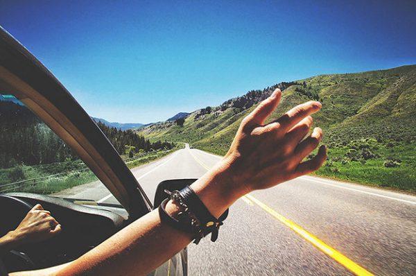 Self drive road trip