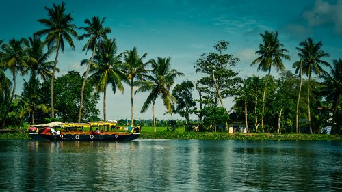 India_Rivers_Riverboat_Boats_Alappuzha_Kerala