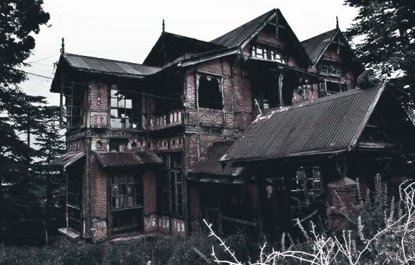 Charleville Mansion, Shimla