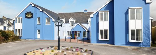 The Dingle Harbour Lodge