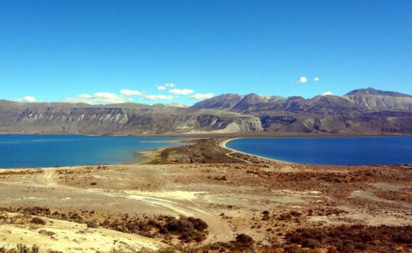 Los Antiguos to Lago Posadas