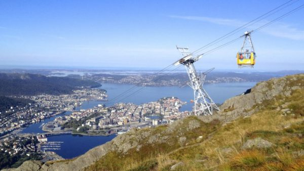 norway-bergen-mount-ulriken-cable-car