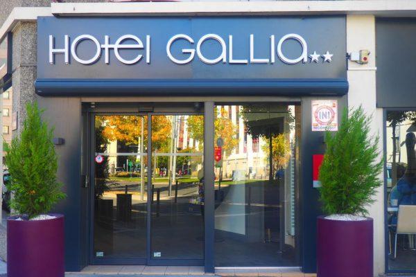 Hotel Gallia French Food