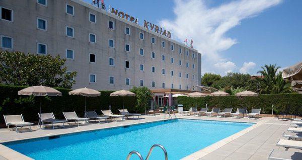 hotel kyriad cannes mandelieu hotels in France