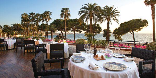 La Palme d'Or Restaurant French Food