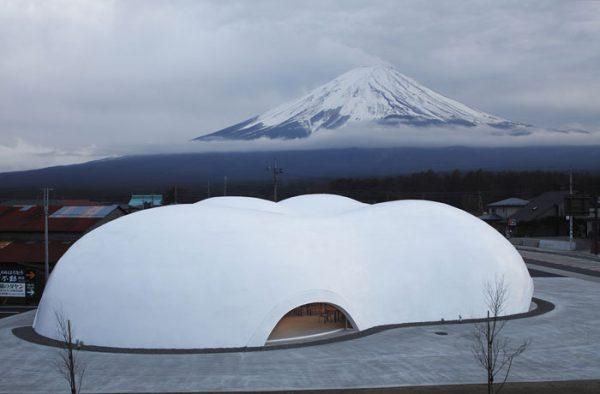 Mt. Fuji from Tokyo hotofudo