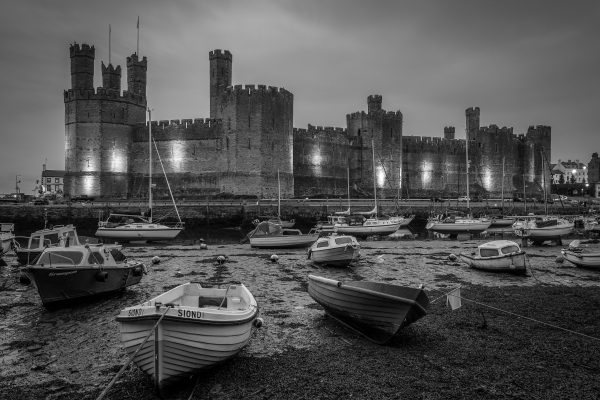 Places to visit in Wales Caernarfon