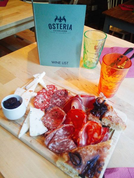 Places to visit in Wales Osteria Caernarfon