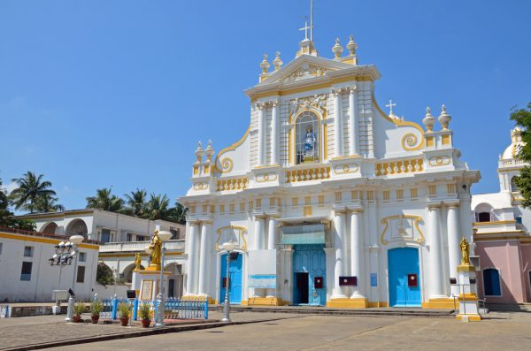 Places to visit during winters Pondicherry from Tamil Nadu