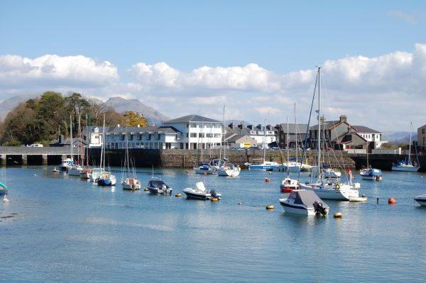 Places to visit in Wales Porthmadog