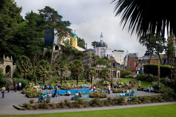 Places to visit in Wales Portmeirion