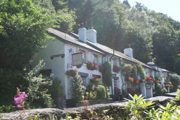 Places to visit in Wales Ty Gwyn Hotel