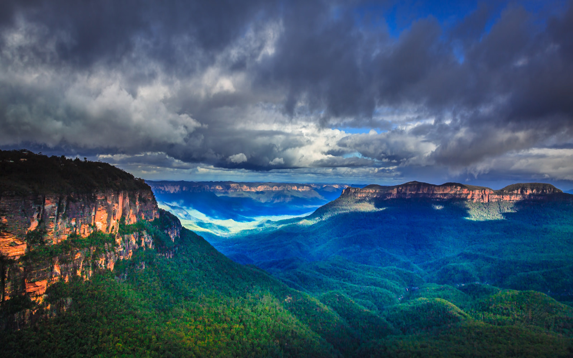 Blue Mountains best road trips in the world