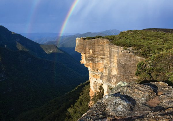 Lithgow Blue Mountains from Sydney