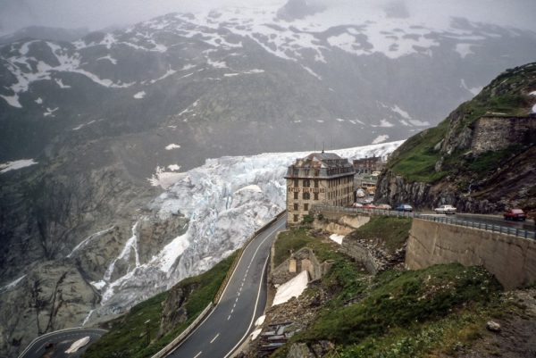 Furka Pass to Interlaken, Switzerland the best road trips in the world