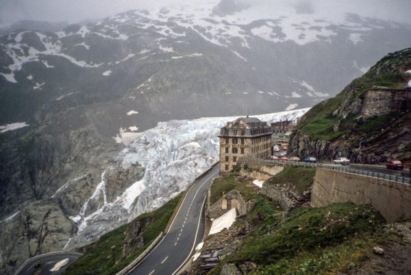 Furka Pass to Interlaken, Switzerland the best road trips in the world