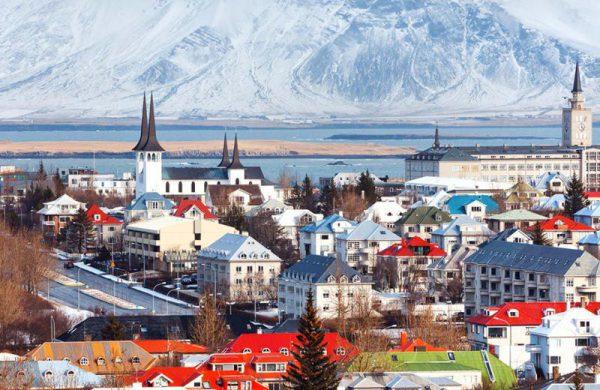 Reykjavik Iceland Road Trip