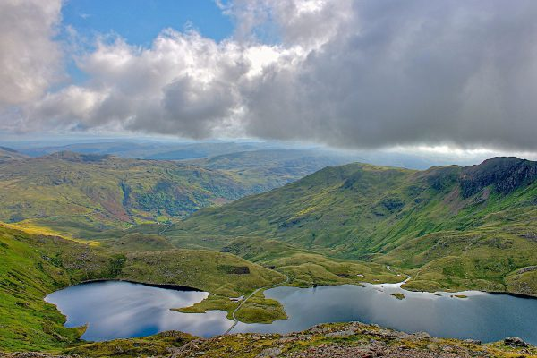 Wild Snowdonia, Britain the best road trips in the world