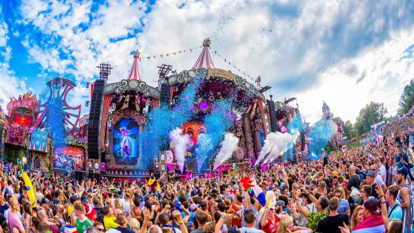 Tomorrowland best road trip in the world
