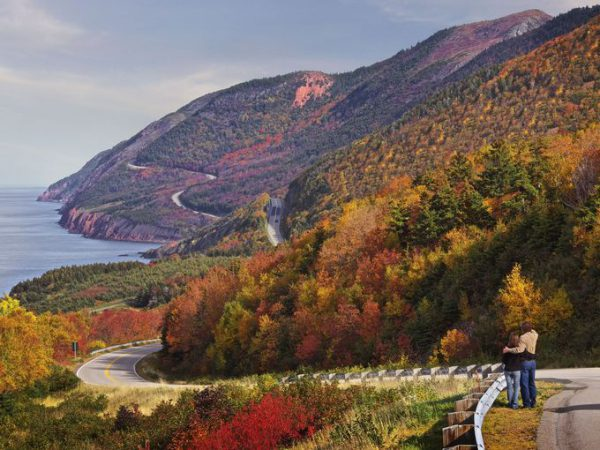 Cabot trail best road trips in the world