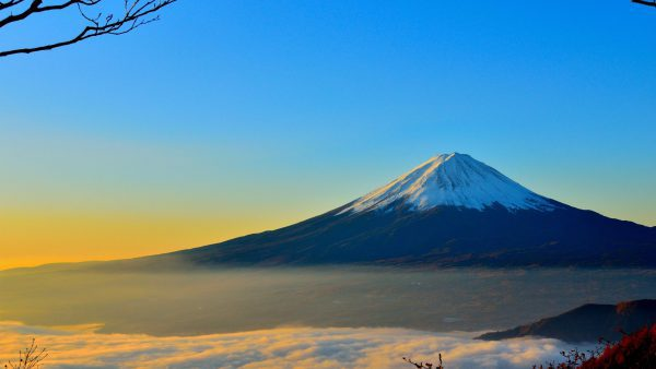 Mt-Fuji best road trips in the world