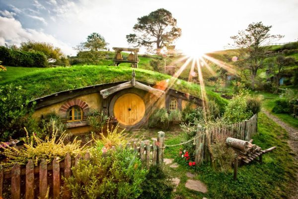 Hobbiton tours Best roads trips of the world