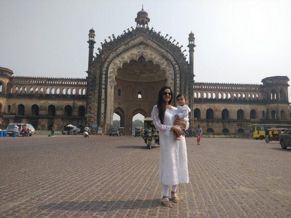 Delhi to Lucknow Rumi Darwaza