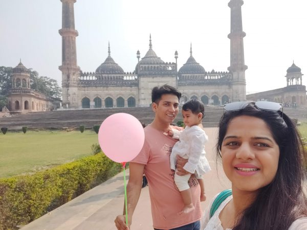 Delhi to Lucknow Bada Imambara