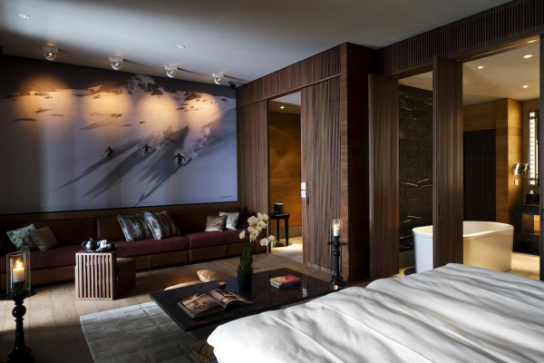 Road trip in Switzerland Places to stay The Chedi Andermatt