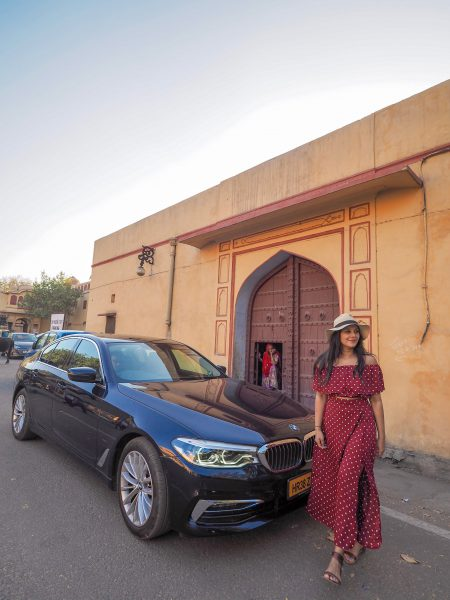Rajasthan road trip by Avis Car