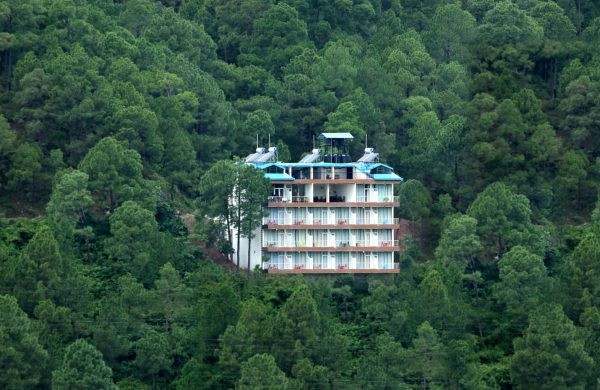 road trip in Kasauli