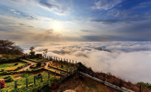 Nandi Hills - Hire a car